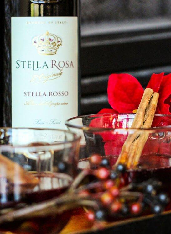 Stella Spice Cocktail