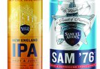new beer - sam 76 and new england ipa