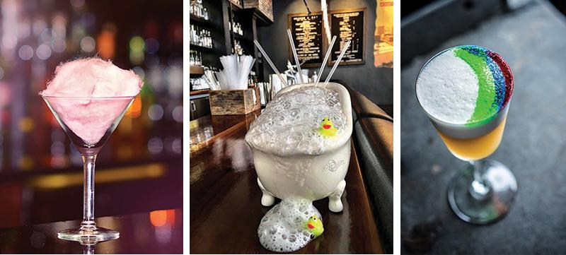 cocktails of instagram
