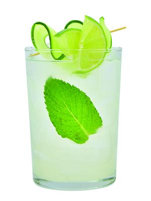 monin-Cool Lemongrass Mule