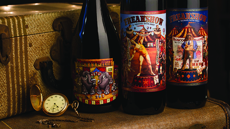 freakshow wines
