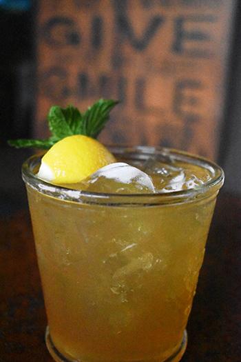 Beekeper cocktail