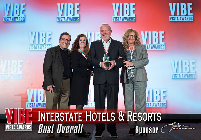 interstate hotels and resorts vibe winner