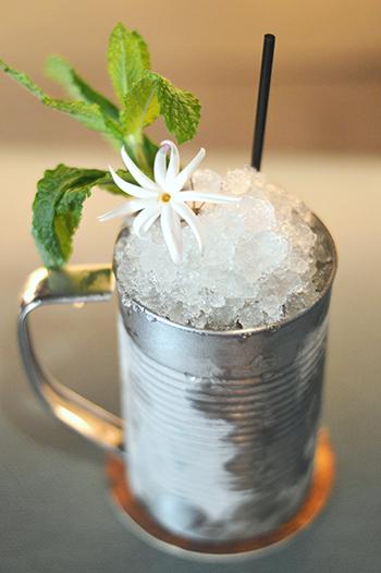 Industrialist cocktail