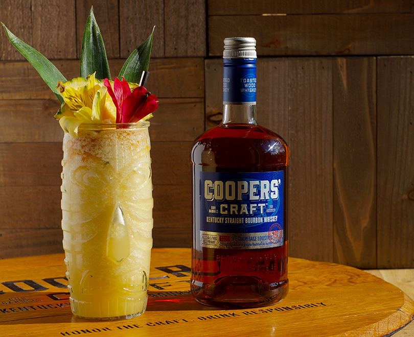 Whiski-Tiki from Coopers' Craft