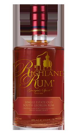 Raising Cane: Georgia's Richland Rum - in the Mix Magazine