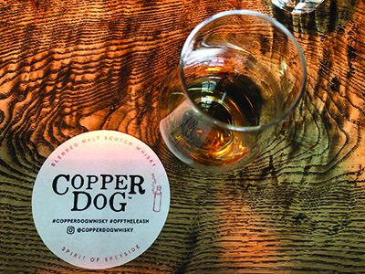 Copper Dog Pub in Spreyside