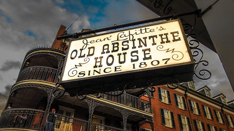 Old Abstinthe House
