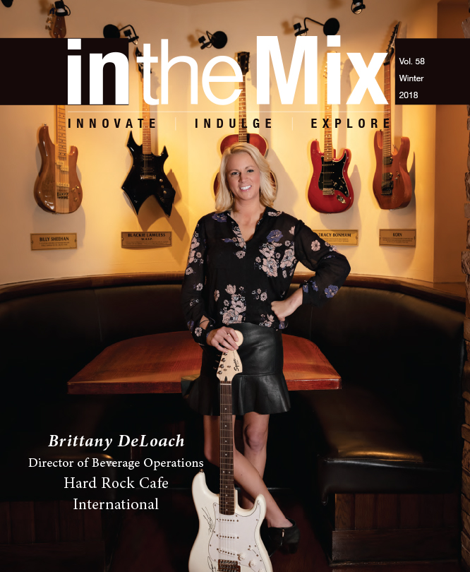 in the Mix magazine - Winter 2018
