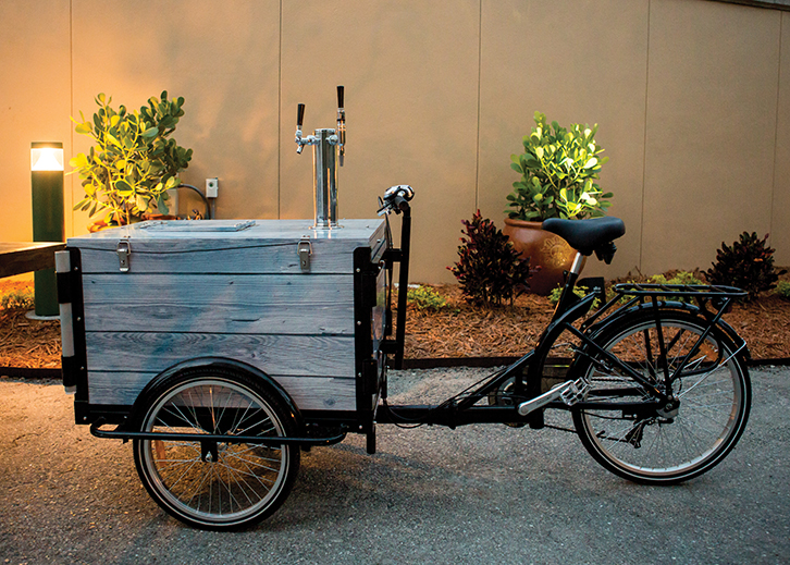 ritz Portable beer cart