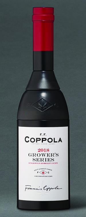 FFC Cannabis wine