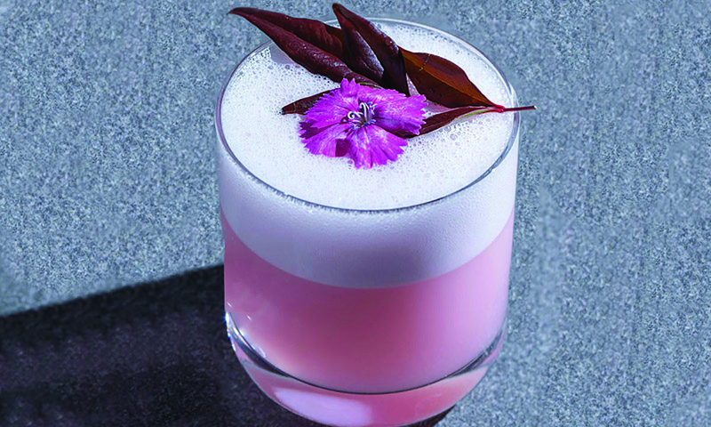 Zuma - International - Hanami Sour