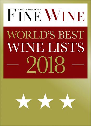best wine 2018