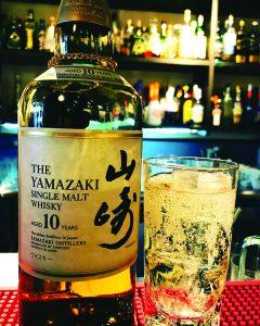 Yamazaki 10yr High Ball