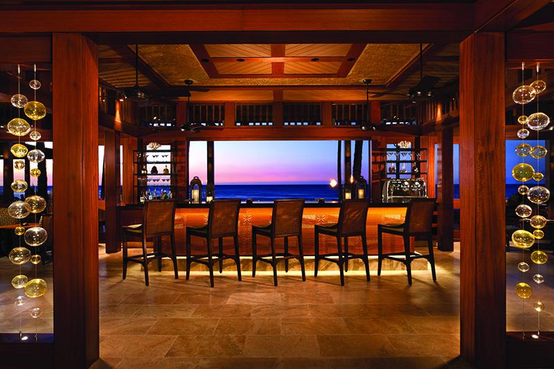 Ulu Bar Hawaii Hualalai