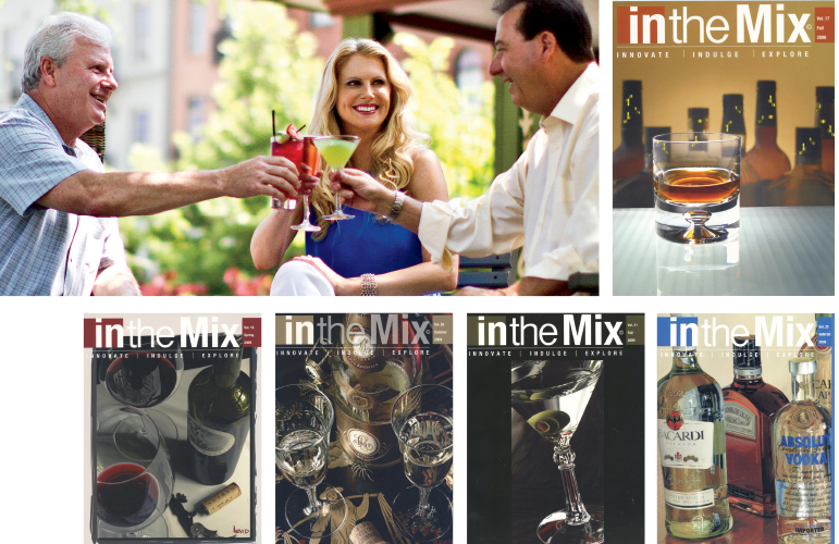 in the mix magazine