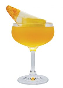 monin Golden Pear Cocktail
