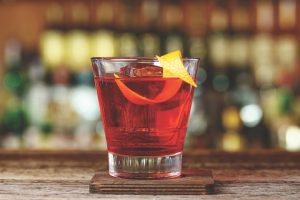 Red Cocktail Negroni