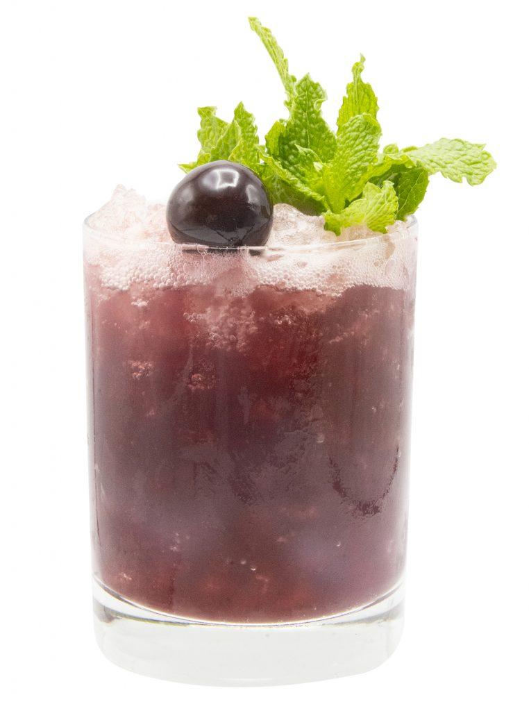 Cherry Cobbler Mocktail