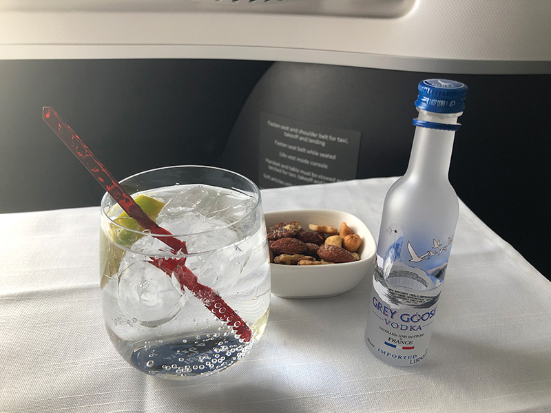 Delta One Cocktail