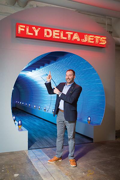 justin soloman - delta flight museum