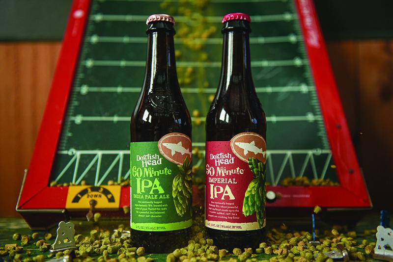 dogfish brewery - Sam Calagione