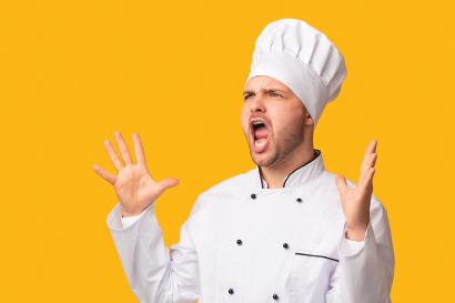 restaurant noise