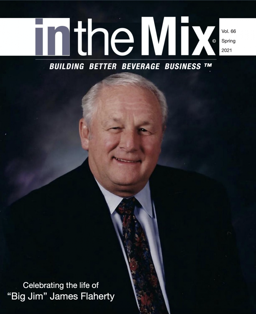 in the mix magazine spring 2021 cover
