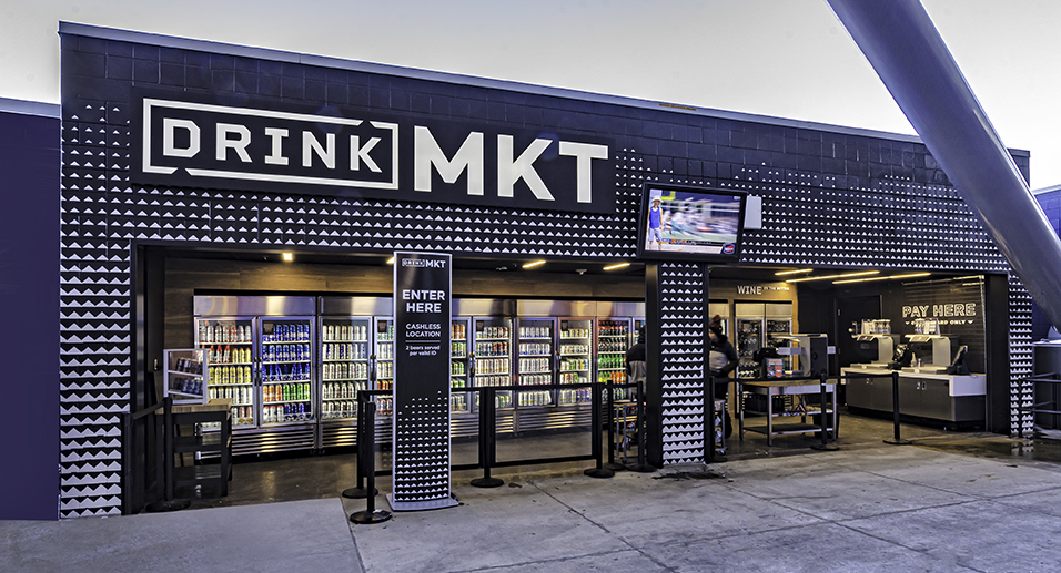 Aramark Drink Market