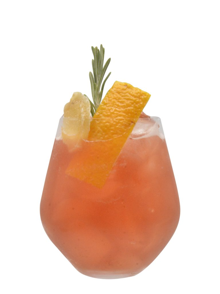 The Great Pumpkin cocktail by Monin