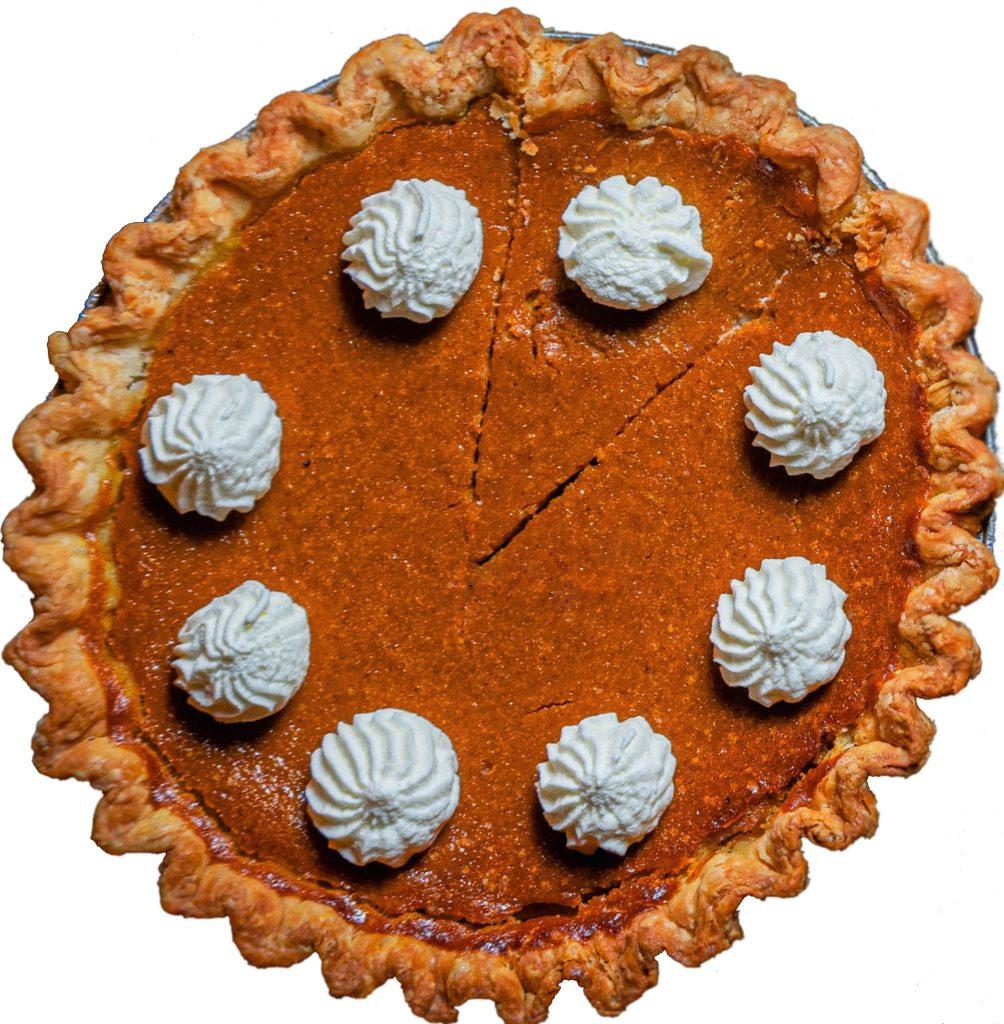 monin pumpkin pie recipe