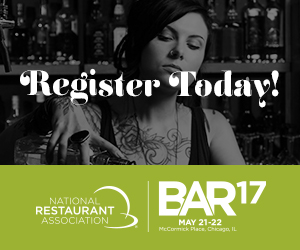 Bar 17 - National Restaurant Association
