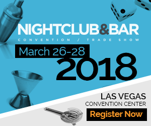 night club and bar convention